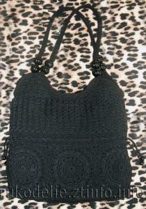 Ажурная-сумочка