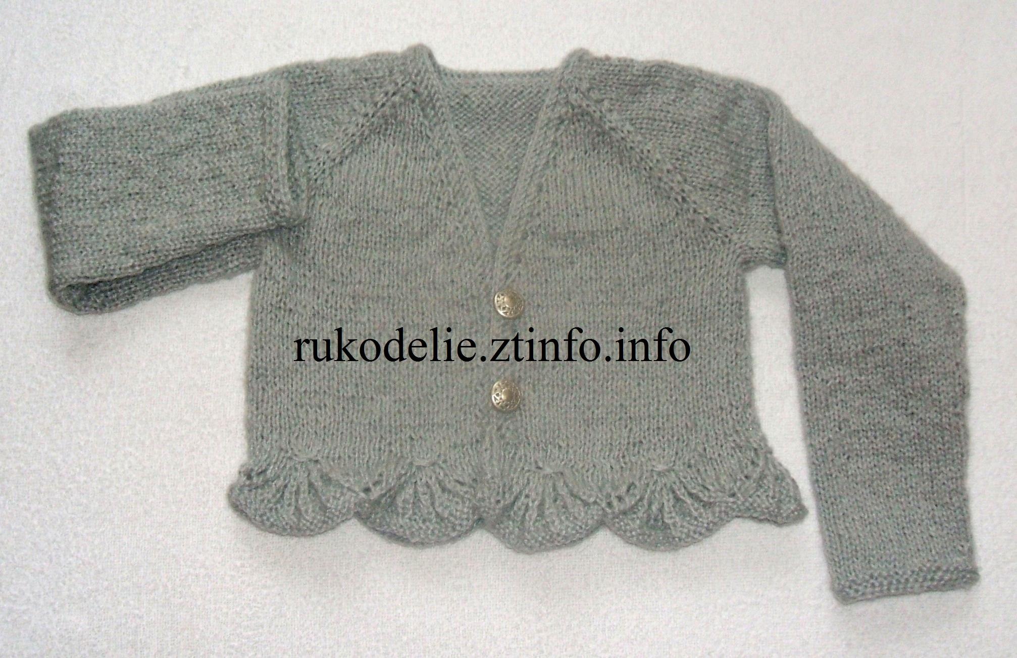 схема вязания крючком болерушку для маленькой девочки