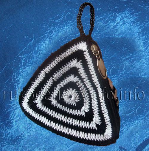 Косметичка-пирамидка