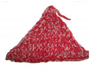 Первый способ образования треугольника