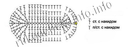 Схема-подошвы-тапочек