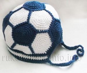 шапочка-футбольный-мяч
