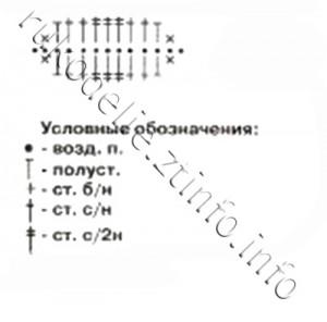 схема листка