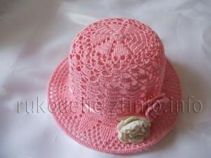 Летняя-шляпка