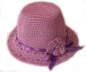 Очаровательная-шляпка