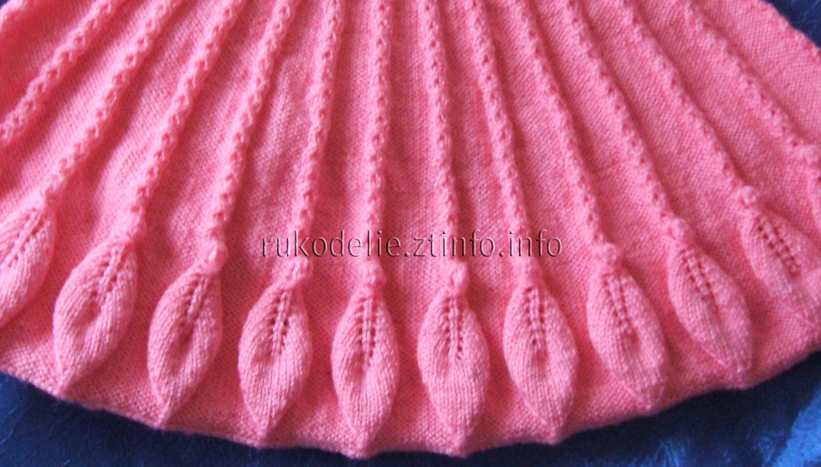 платье для девочки 2-3 лет крючком со схемами