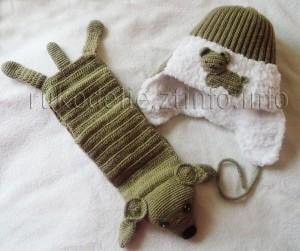 Зимння-шапочка-ушанка-и-зверошарфик