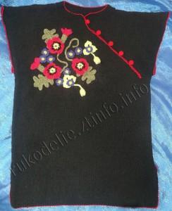 вязаное-кимоно