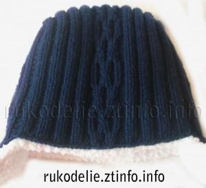 зимняя-шапка
