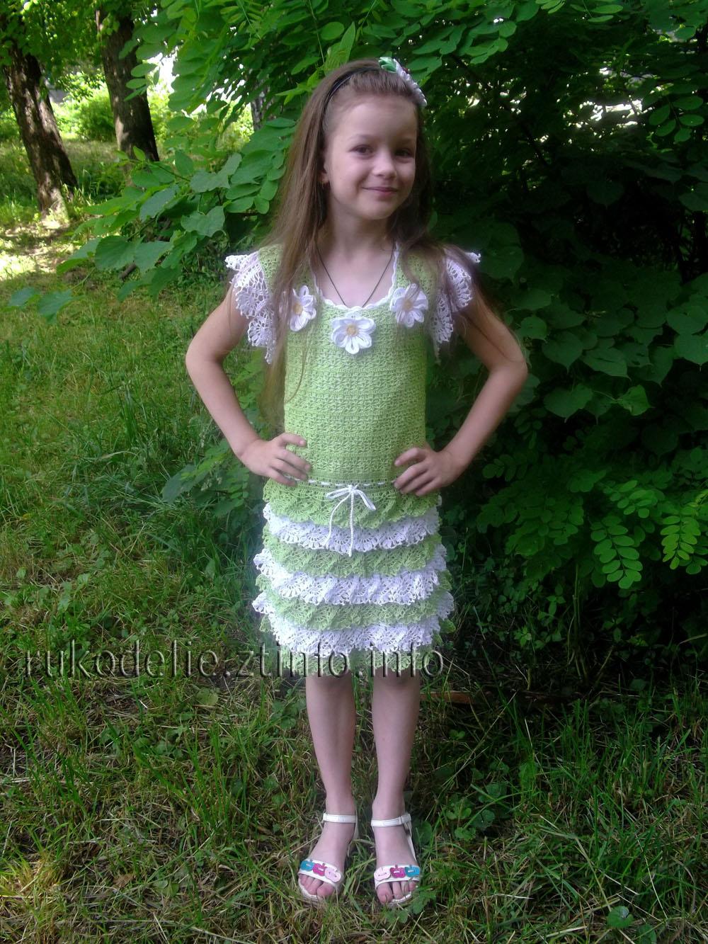 юбку для девочки принцесса