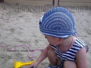 летняя-шапочка