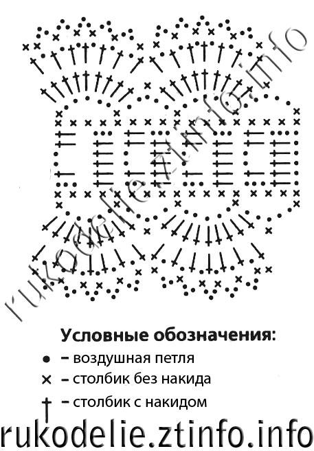 схема-повязки-с-розочкой-