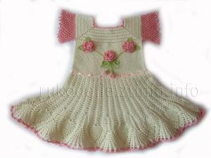 ажурное-платье