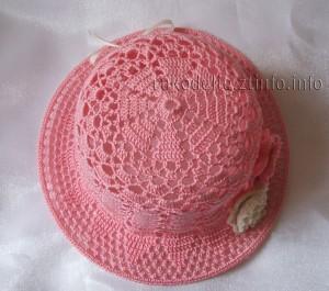 Шляпка-с-розами