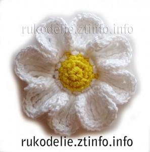 цветок-ромашка
