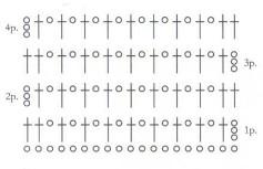 схема филейной сетки